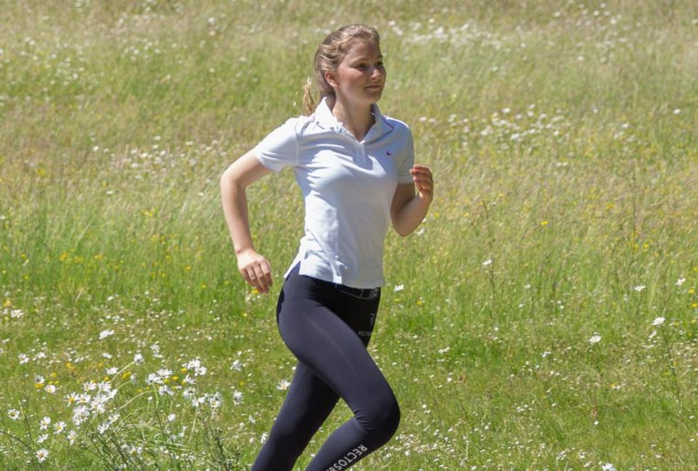 Prinses Elisabeth gaat een opleiding volgen aan de Koninklijke Militaire School. Beeld Koninklijk Paleis