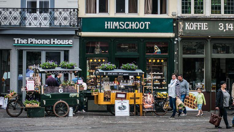 Neuzenkraampjes in Gent. Beeld Bas Bogaerts