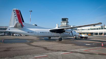 """Vervanging vliegverbinding Antwerpen-London City """"bijna rond"""""""