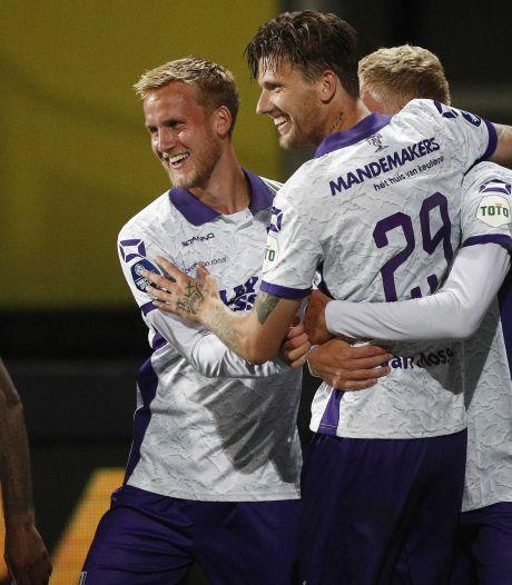 RKC Waalwijk ondanks twee goals Kramer niet voorbij Fortuna Sittard