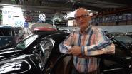 Bob toont verzameling van vijfentwintig Volkswagen Kevers
