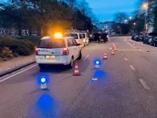 Beschonken, onder invloed van cannabis en cocaïne en geen rijbewijs: bestuurder is wagen kwijt na controle