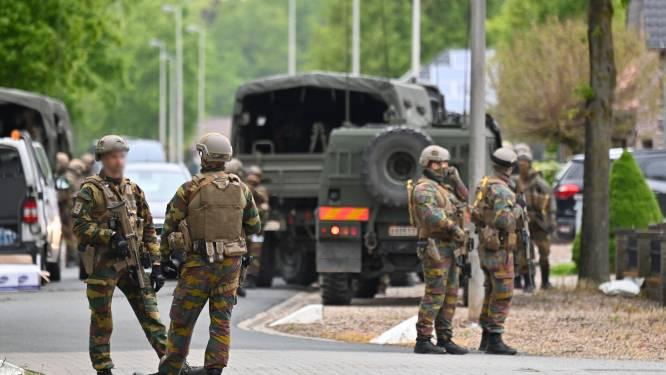 Nóg tien personen bewaakt voor voortvluchtige Belgische militair Conings