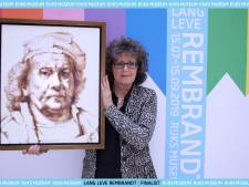 Rembrandt van Vlissingse Yvonne is in de race voor een plek in het Rijksmuseum