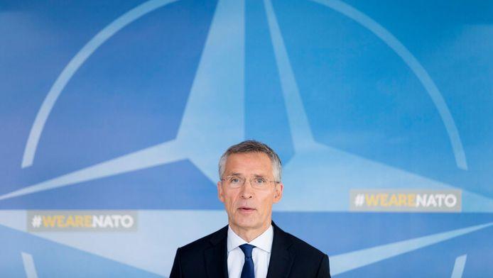 Illustration. Jens Stoltenberg, secrétaire général de l'OTAN