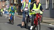 Basisschool 't Laar krijgt 5.000 euro subsidie voor aanleg nieuwe fietsenstalling