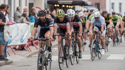 'Ronde van het district' bundelt drie wielerdisciplines