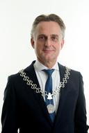 Rob Metz, burgemeester
