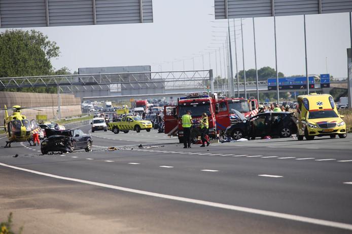 Ongeluk A2 Abcoude