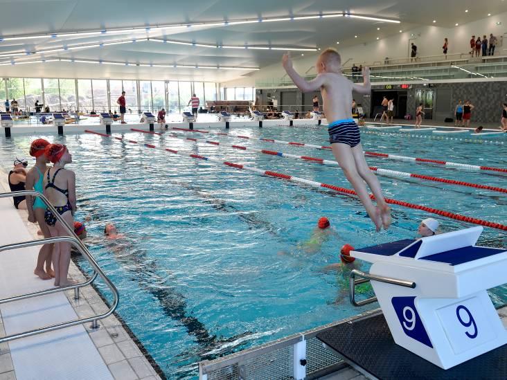 'Veel te weinig vrije zwemtijd in gloednieuw Amerena'