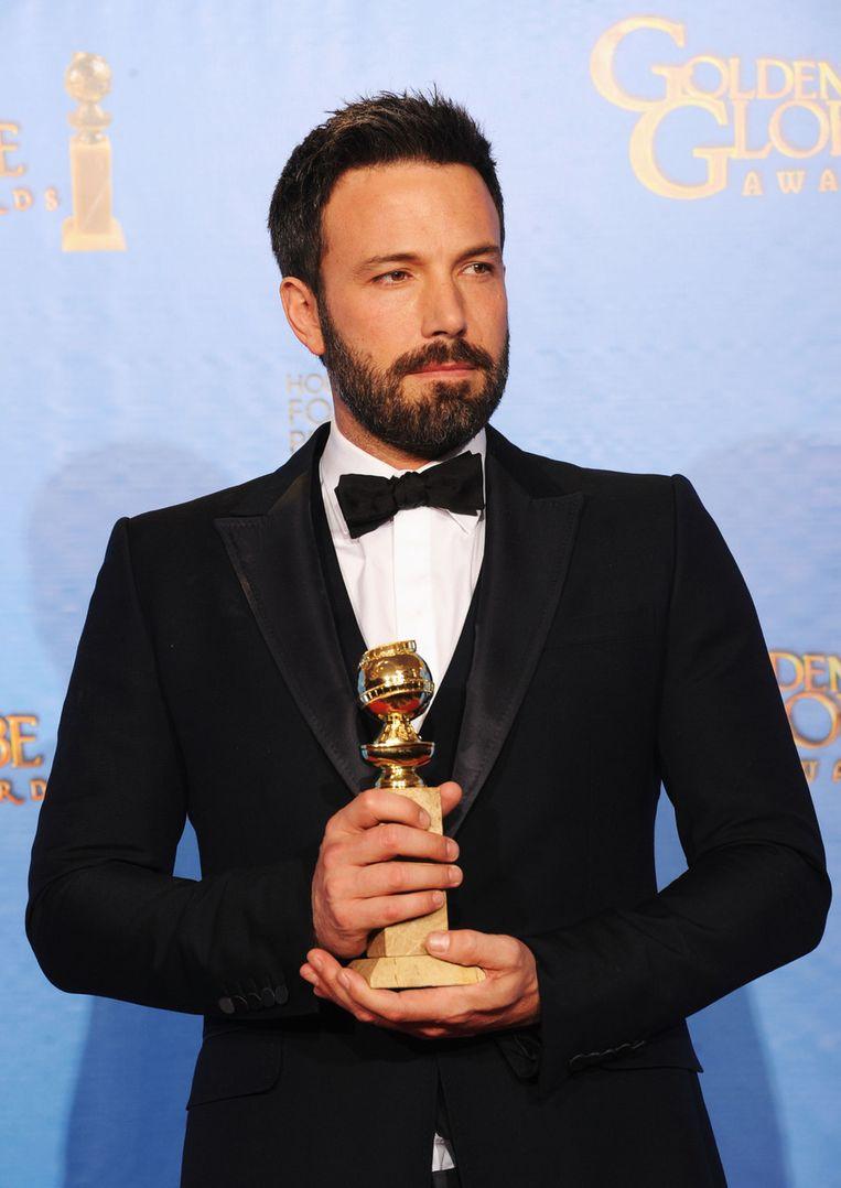 Ben Affleck, Beste Regisseur, Beste Film (drama) Beeld AFP