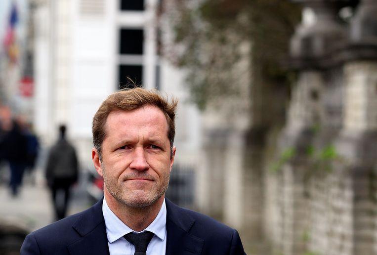 Paul Magnette, Waals minister-president. Beeld REUTERS