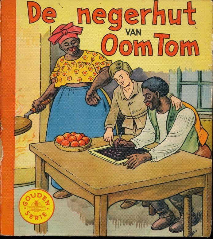 De Negerhut van Oom Tom is aangepast naar de Hut van Oom Tom.