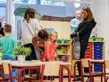 Net een eerste schooldag op Do-Re-Mi in Etten-Leur