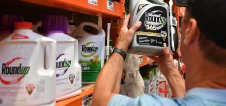 'Chemiereus Bayer doet Roundup mogelijk in de ban voor particulieren'