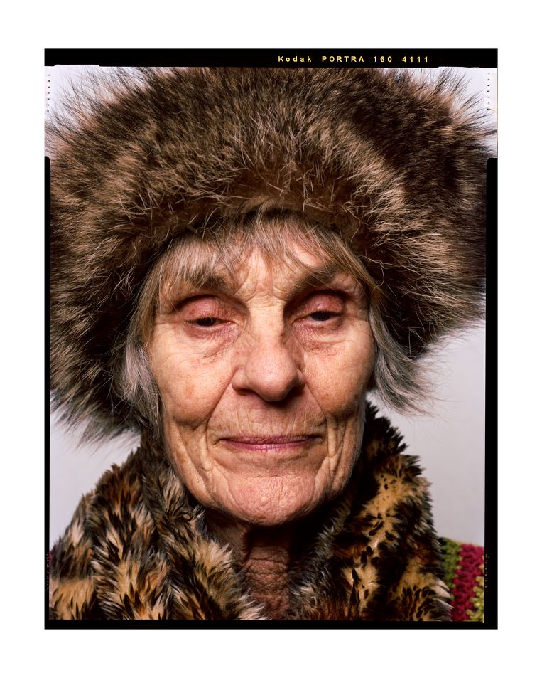 Greet, bewoonster van het Wallengebied  Beeld Eva Roefs