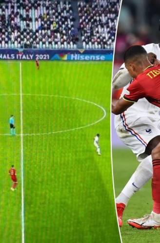 """Onze chef voetbal herbekeek België - Frankrijk: """"Al die grote theorieën... overdrijven we niet een beetje?"""""""