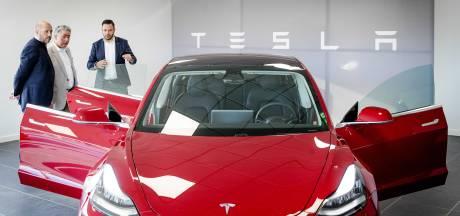 Klagende Tesla-klanten vangen bot bij de rechter
