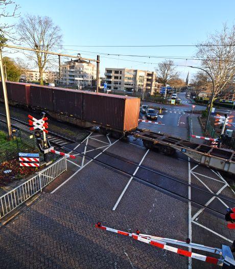 Dit weekend meer goederentreinen door Twente