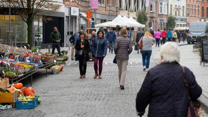 Dan toch marktdag op 11 november: stad neemt maatregelen om zowel wekelijkse maandagmarkt als optocht Vier Vrede te laten doorgaan