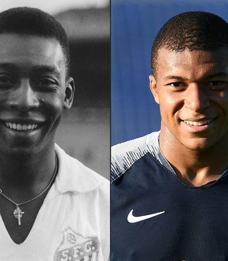 Pelé 'overweegt' terugkeer als Mbappé goed blijft presteren