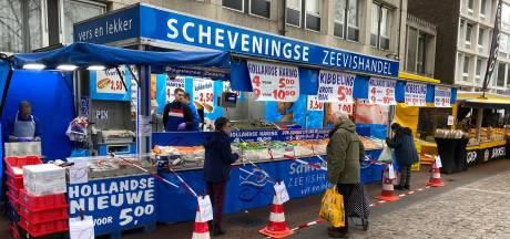 Arnhemse markt ziet bij voedselkramen 'minder klanten die meer besteden'