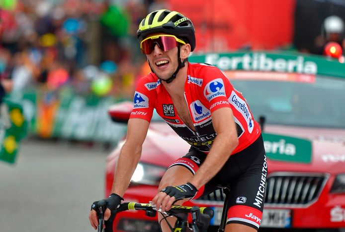 Simon Yates weet het: hij gaat de Vuelta winnen.