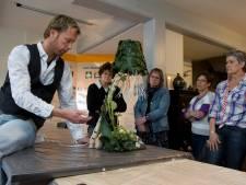 'Flora Frits' leert Berghem vanavond bloemschikken