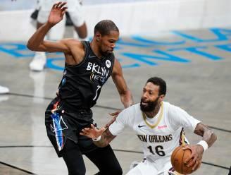 Durant laat zich bij terugkeer meteen opmerken bij Brooklyn, Phoenix klopt Utah in NBA