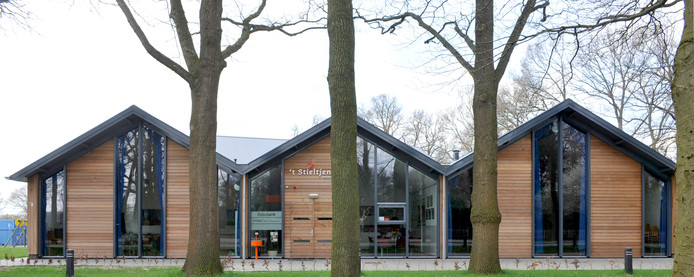 Het kulturhus in Haarlo heeft een belangrijke functie in het dorp.