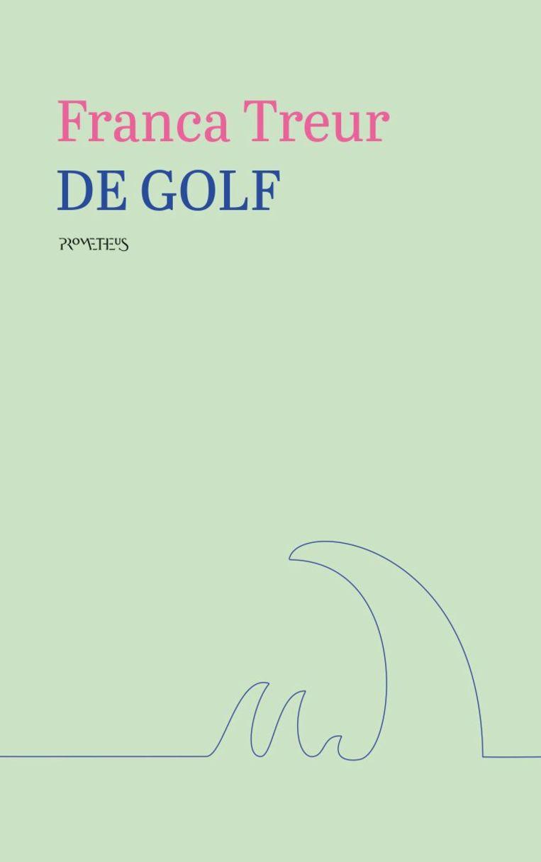 Franca Treur, 'De golf', Prometheus, 78 p., 12,50 euro.   Beeld rv
