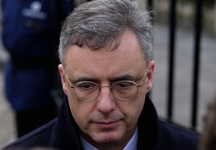 Le président du CD&V, Joachim Coens.