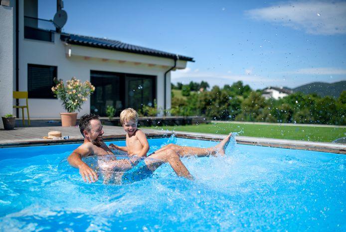 Zoveel betaal je voor een eigen zwembad