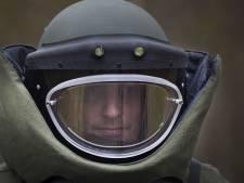 EOD laat in woning gevonden explosief ontploffen op Zuiderstrand