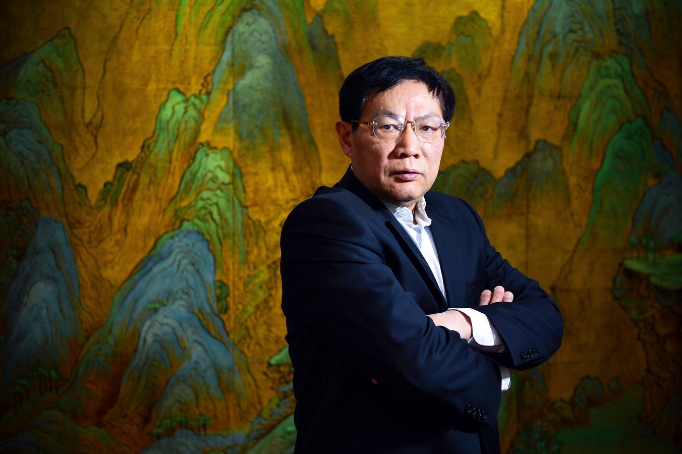 Ren Zhiqiang en décembre 2012.