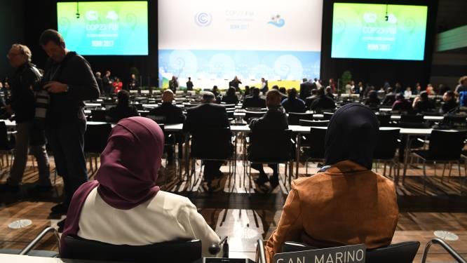 Syrië wil toetreden tot klimaatverdrag (en dat betekent dat VS enige tegenstander ter wereld is)