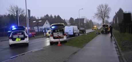 Fietser ernstig gewond door botsing in Malden met automobiliste uit Niftrik