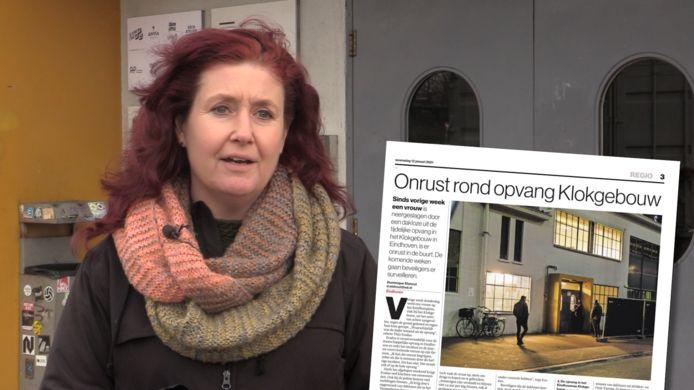 Onrust Klokgebouw Eindhoven al stukken minder sinds surveillance: 'Ik ben echt heel blij met ze'