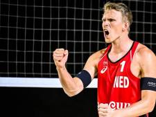 Bornse beachvolleyballer Boermans geeft in Mexico visitekaartje af