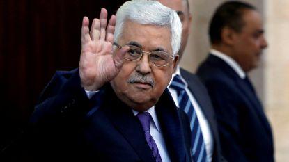 Drie ziekenhuisbezoeken in een week tijd voor 83-jarige Palestijnse president