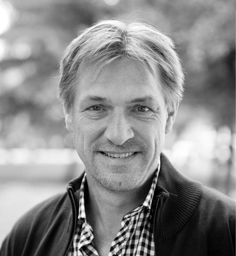 Paul van Lange is hoogleraar psychologie aan de Vrije Universiteit in Amsterdam. Beeld