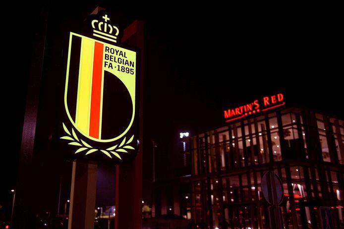 De Rode Duivels hebben in Tubeke ook hun oefencentrum en het hotel Martin's Red.