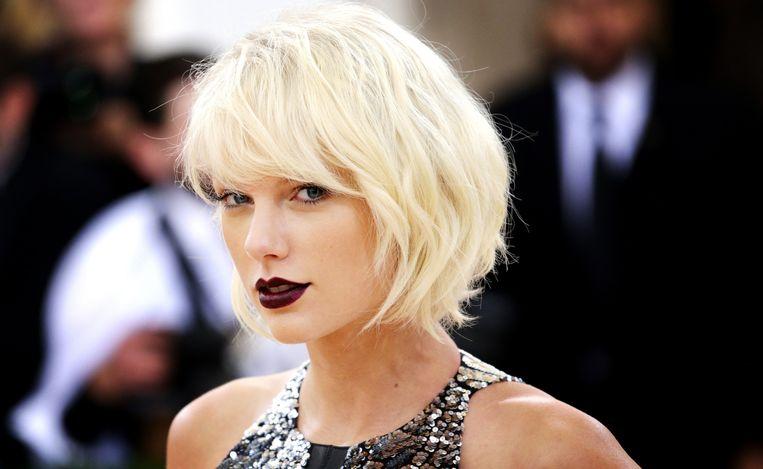 Taylor Swift. Beeld EPA