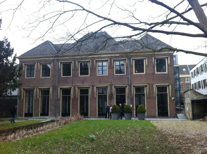 Hof van Heeckeren, het toekomstige cultuurcluster van Zutphen. foto Paolo Laconi
