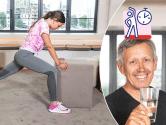 """Lieven Maesschalck: """"50 minuten sporten per dag volstaat om op 3 weken fit te geraken"""" (Het beste van de zomer, deel 1)"""