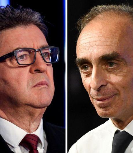 """Mélenchon contre Zemmour sur BFMTV: France Télévisions refuse la """"course à l'audience"""""""