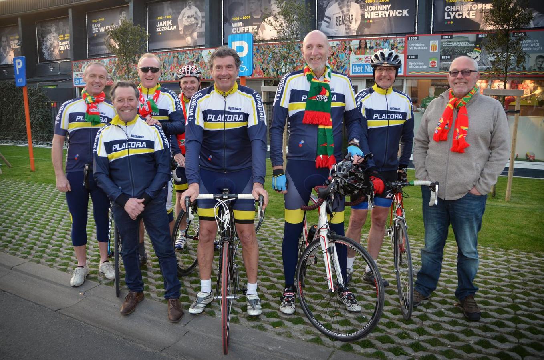 Wielerclub Placora wil opnieuw de koersfiets van stal halen.