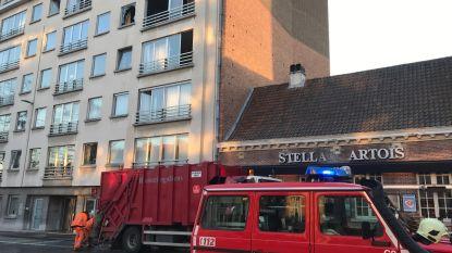 Appartement onbewoonbaar na brand op Hooverplein
