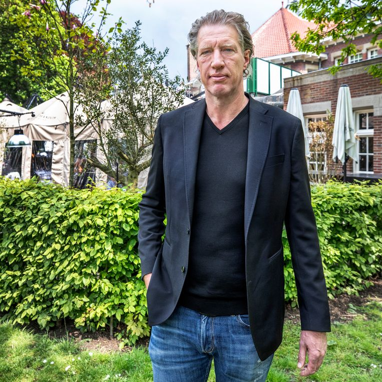 Investeerder Richard van Leeuwen van De Schone Zaak. Beeld