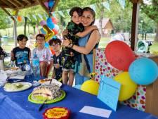Jarige jobjes mogen eindelijk weer hun verjaardag vieren in de speeltuin; het gaat hard met de reserveringen